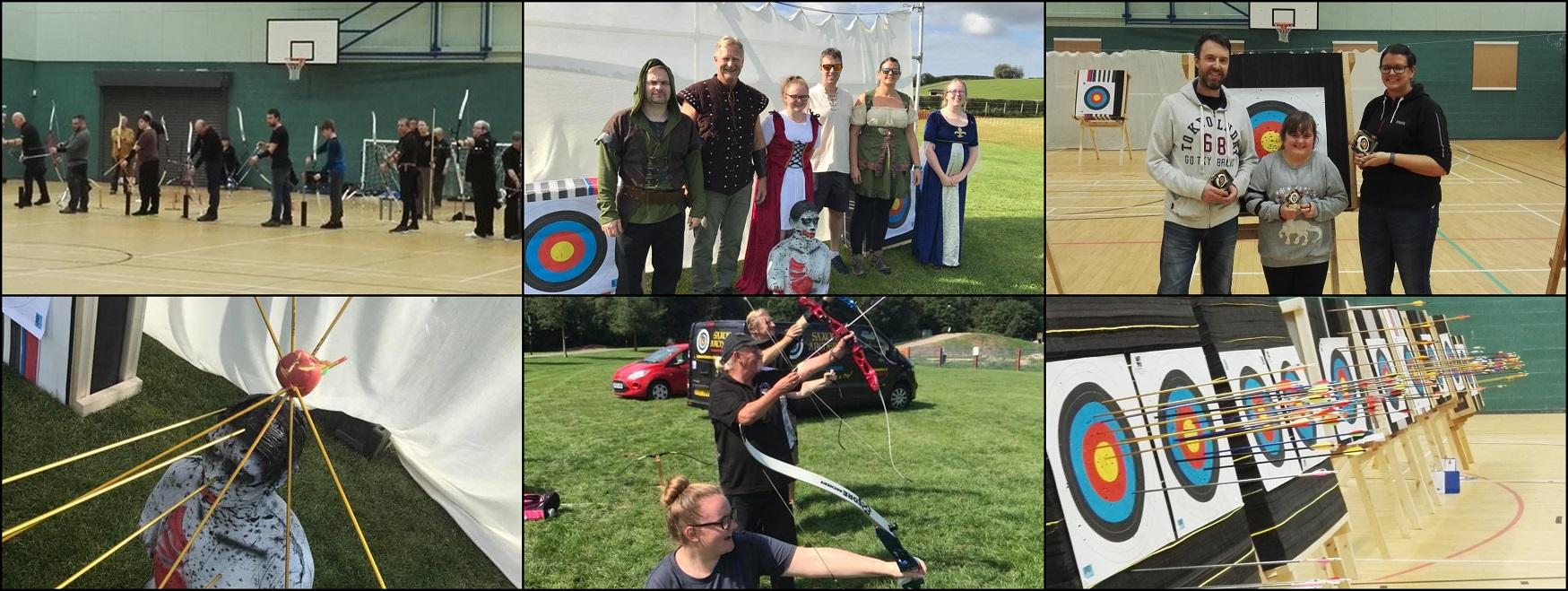 Saxon Archers @ Palatine Leisure Centre